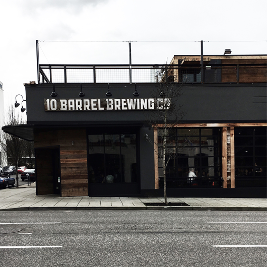 10 Barrel Brewing Company