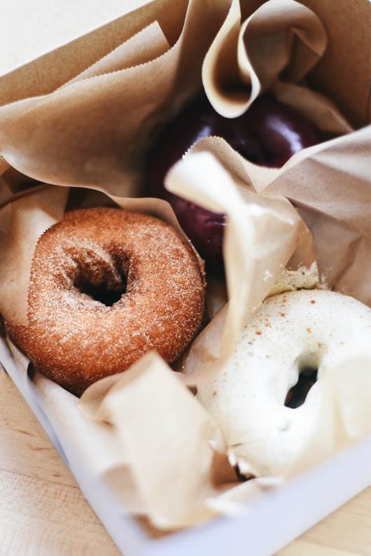 Blue Star Donuts Vegan