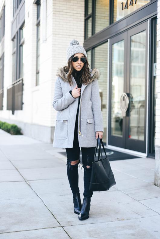 Portland Winters Coat Rec S Crystalin Marie