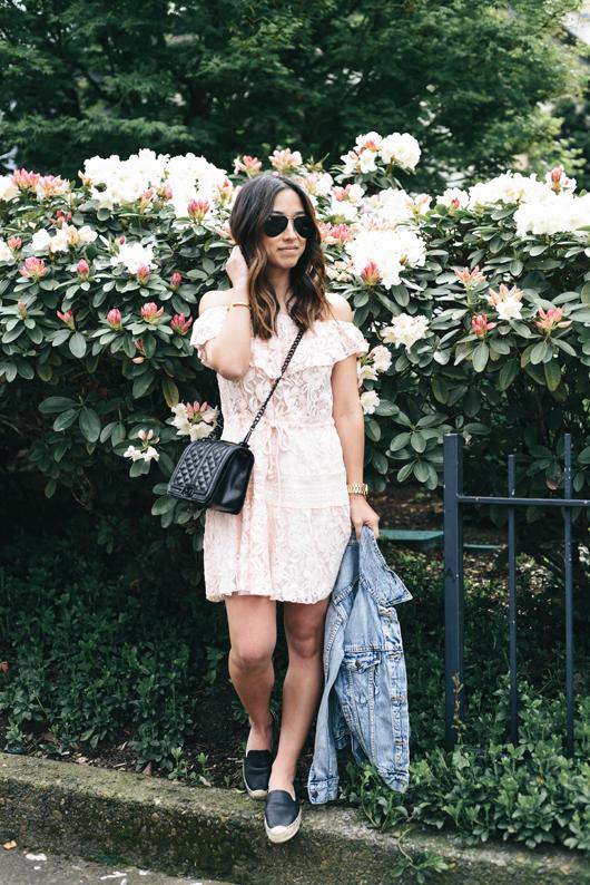 Somedays Lovin Verona Lace Maxi Dress