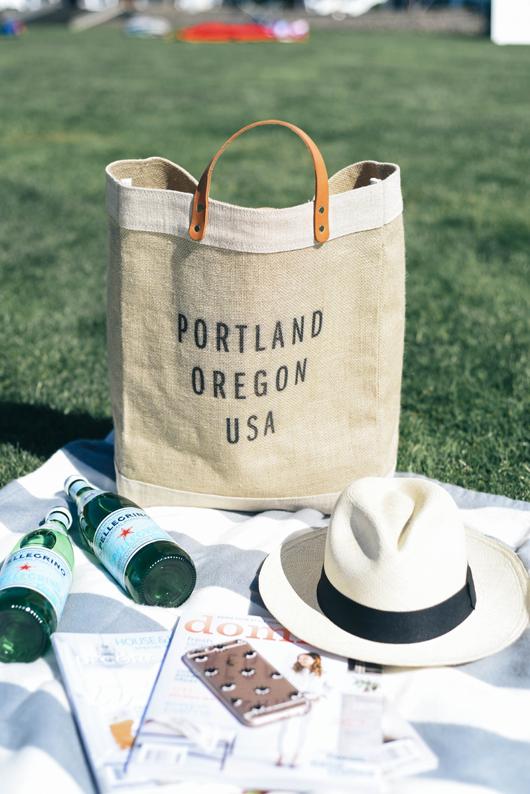 Apolis Portland Oregon tote