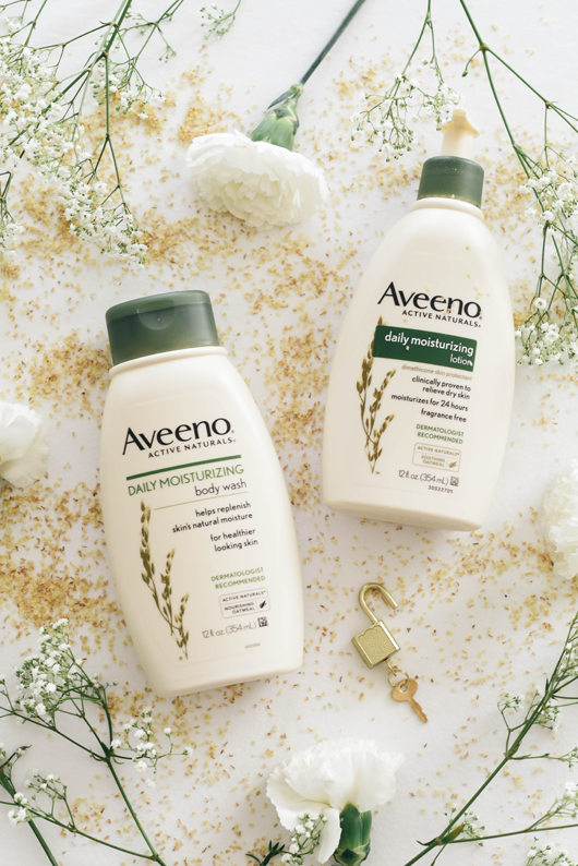 Aveeno body wash