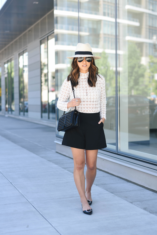 What to Wear under Lace, Crochet, & Sheer Tops - Crystalin ...