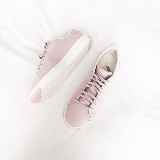 Cole Haan Pink Tennis shoes