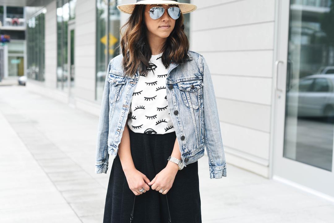 Crystalin Marie Portland Fashion blog