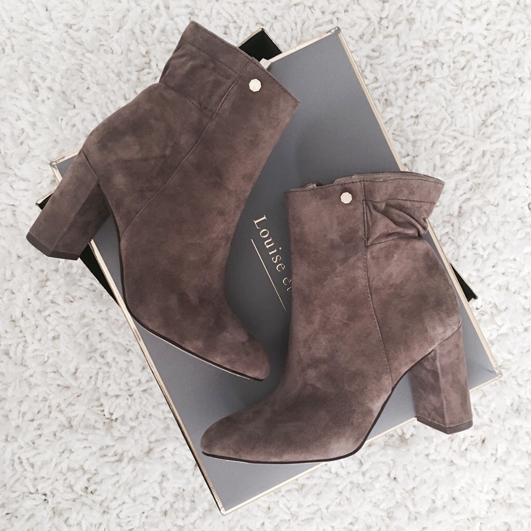 Louise et Cie shayna ankle booties