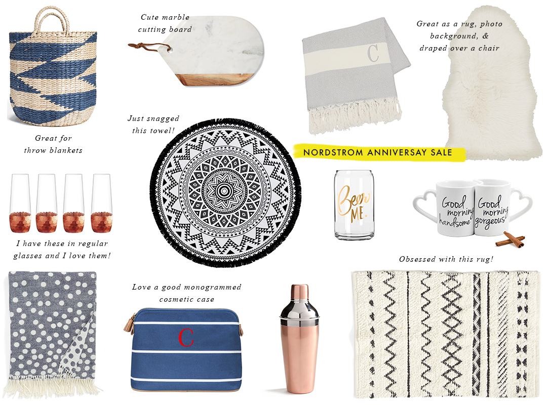 Nordstrom Anniversary Home Decor Sale