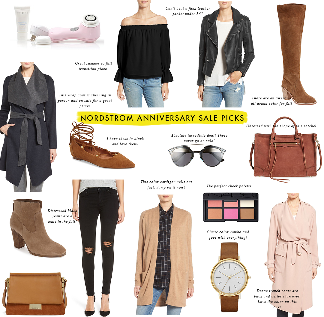 Nordstrom Anniversary Sale 2016