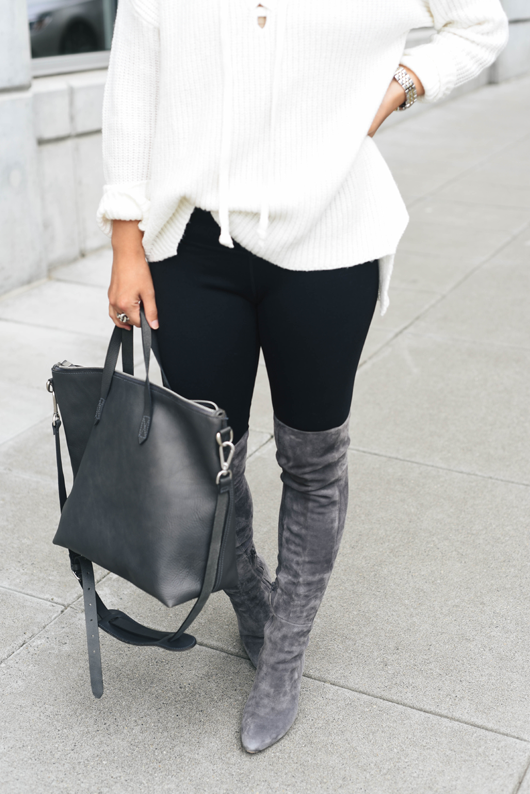 Petite Friendly Over the Knee Boots Cole Haan Review