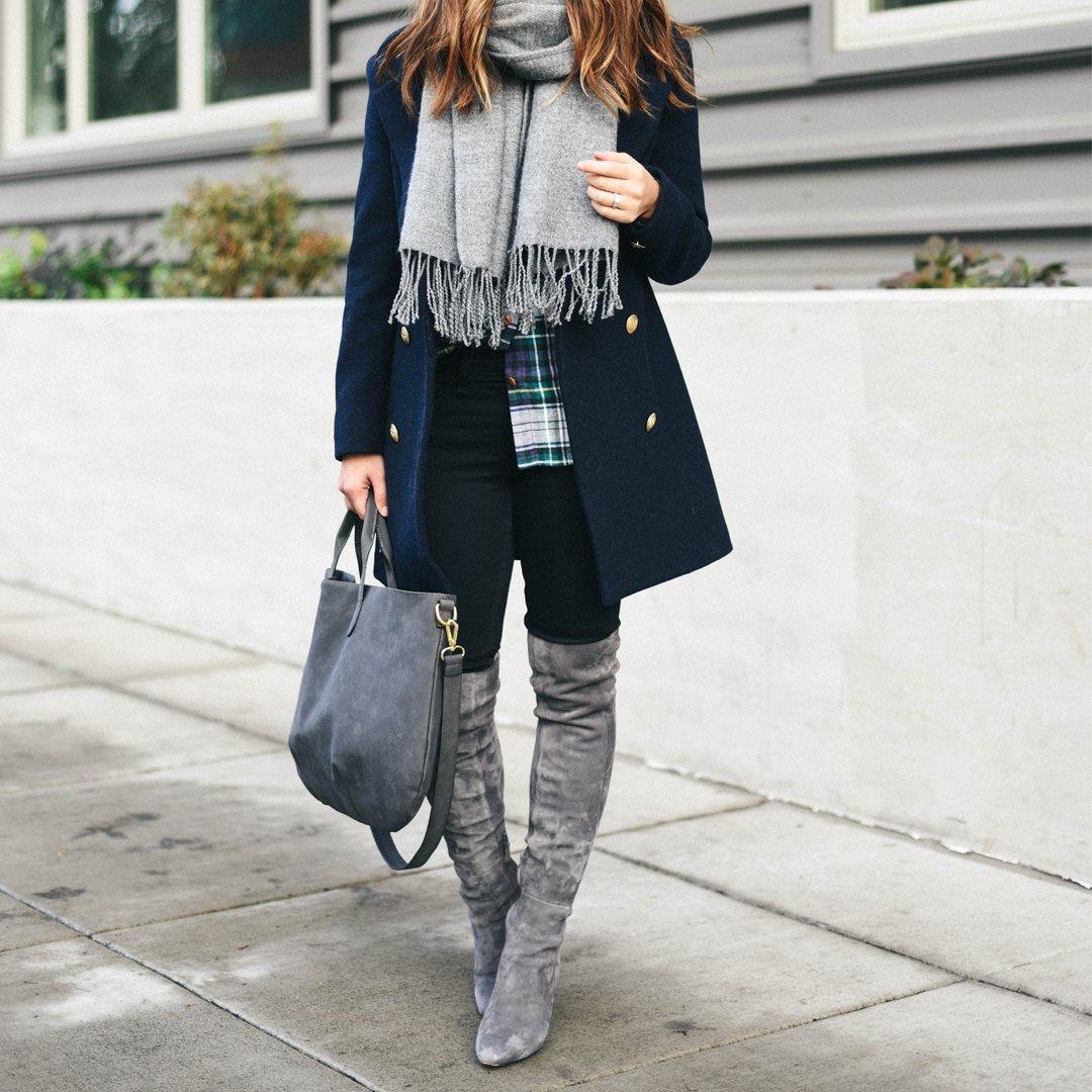 Cole Haan Marina Over the Knee Boots Review