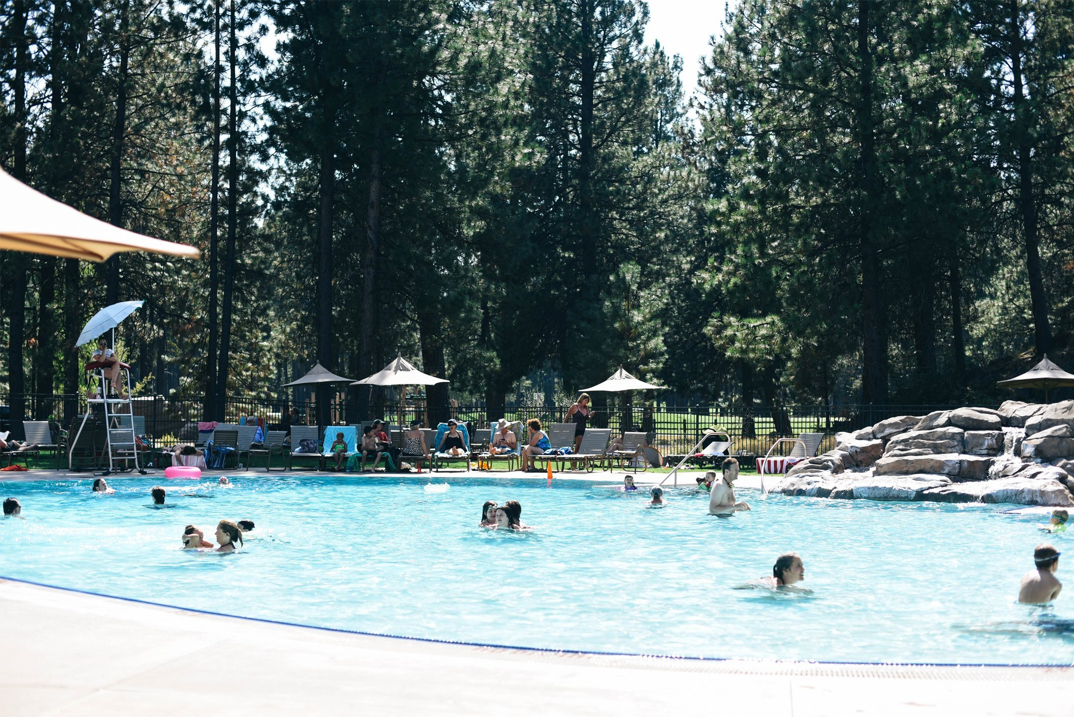 Black Butte Pool