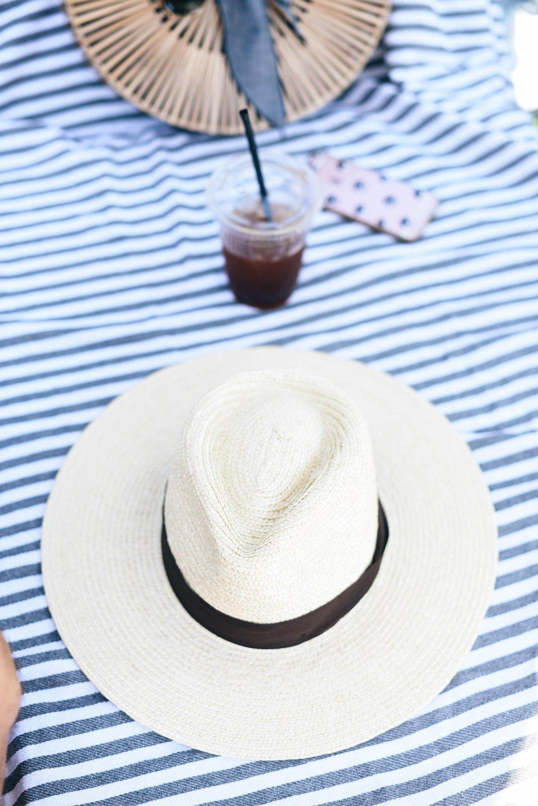 Brixton willow hat