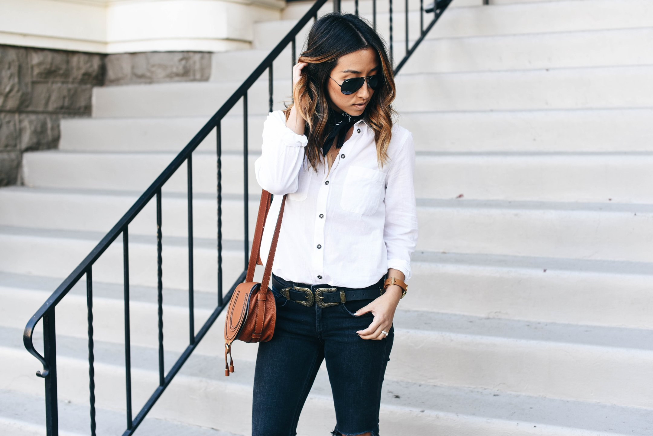 topshop-white-button-down