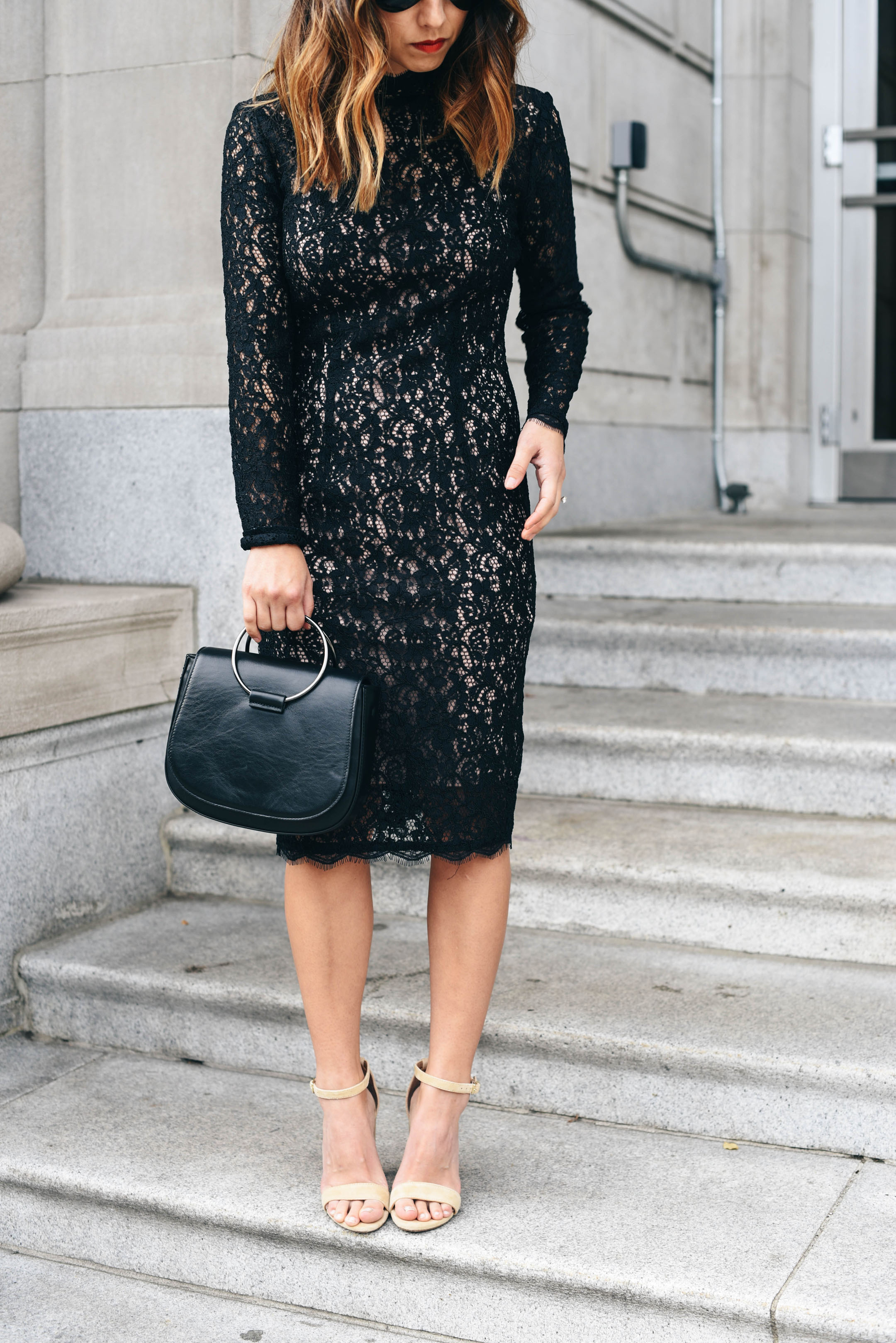 adrianna-papell-lace-dress