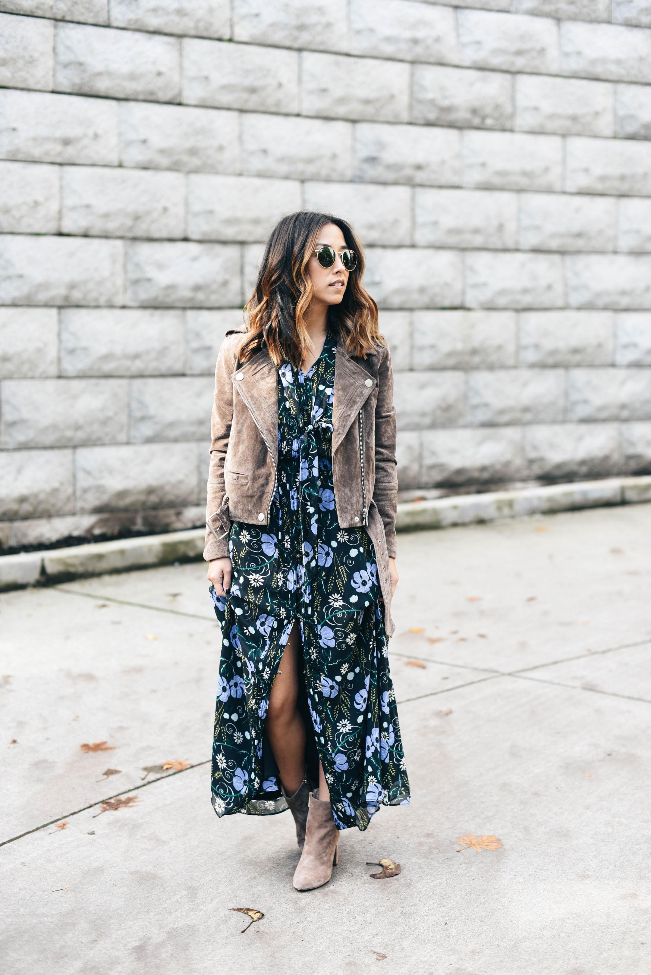 crystalin-marie-wearing-banana-republic-petite-floral-maxi-dress