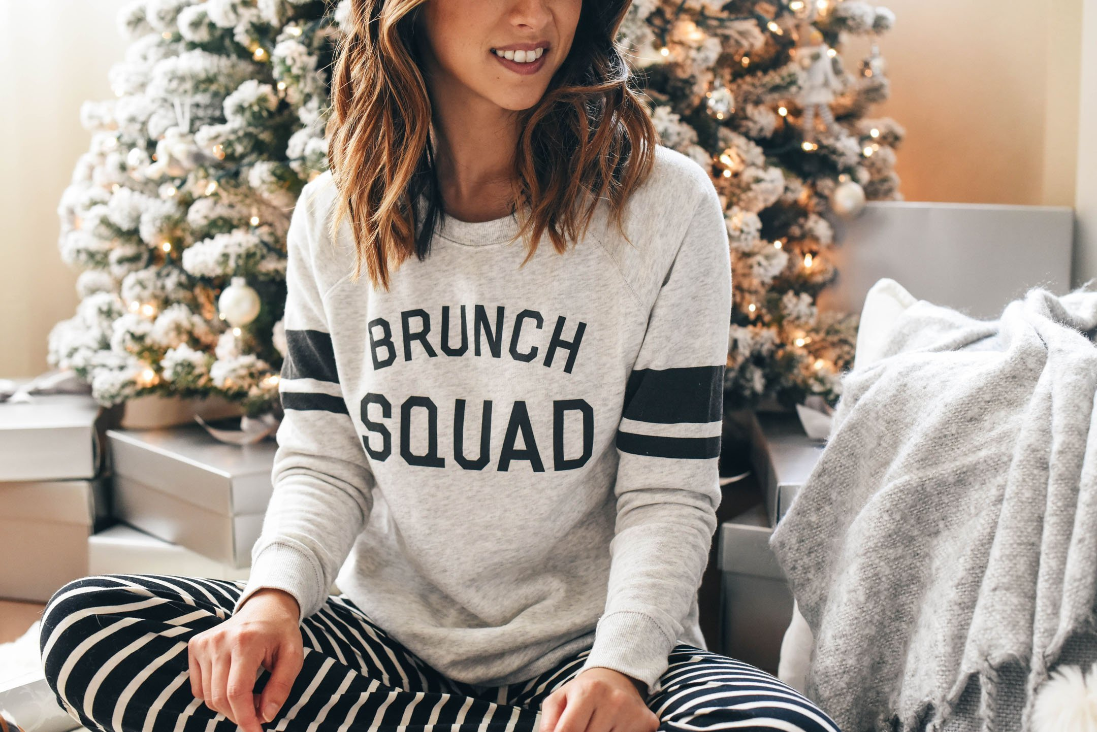 crystalin-marie-wearing-old-navy-brunch-squad-sweatshirt