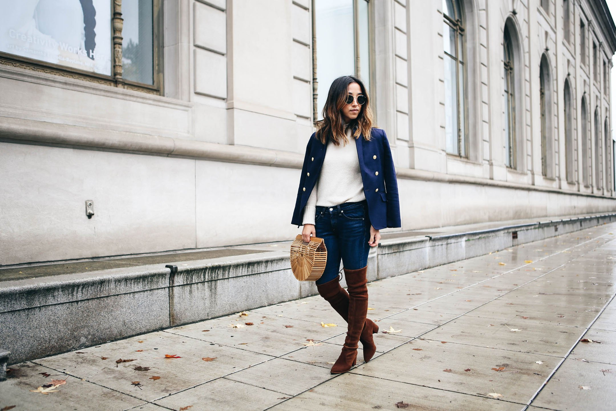crystalin-marie-wearing-stuart-weitzman-thighland-over-the-knee-boots-in-walnut