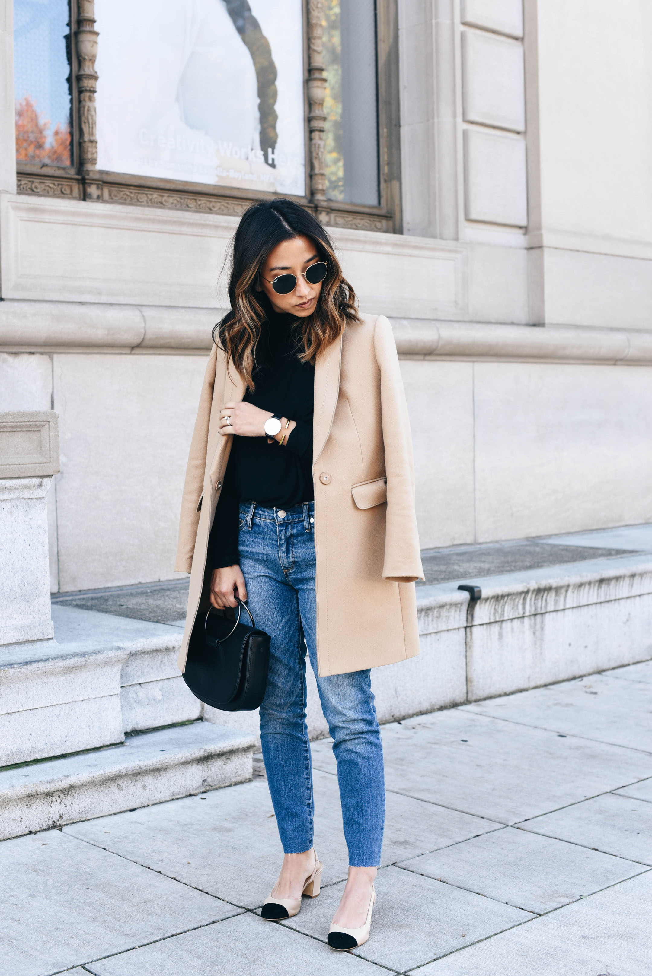 d880c4121af 5 Reasons You Need a Camel Coat in Your Closet - Crystalin Marie