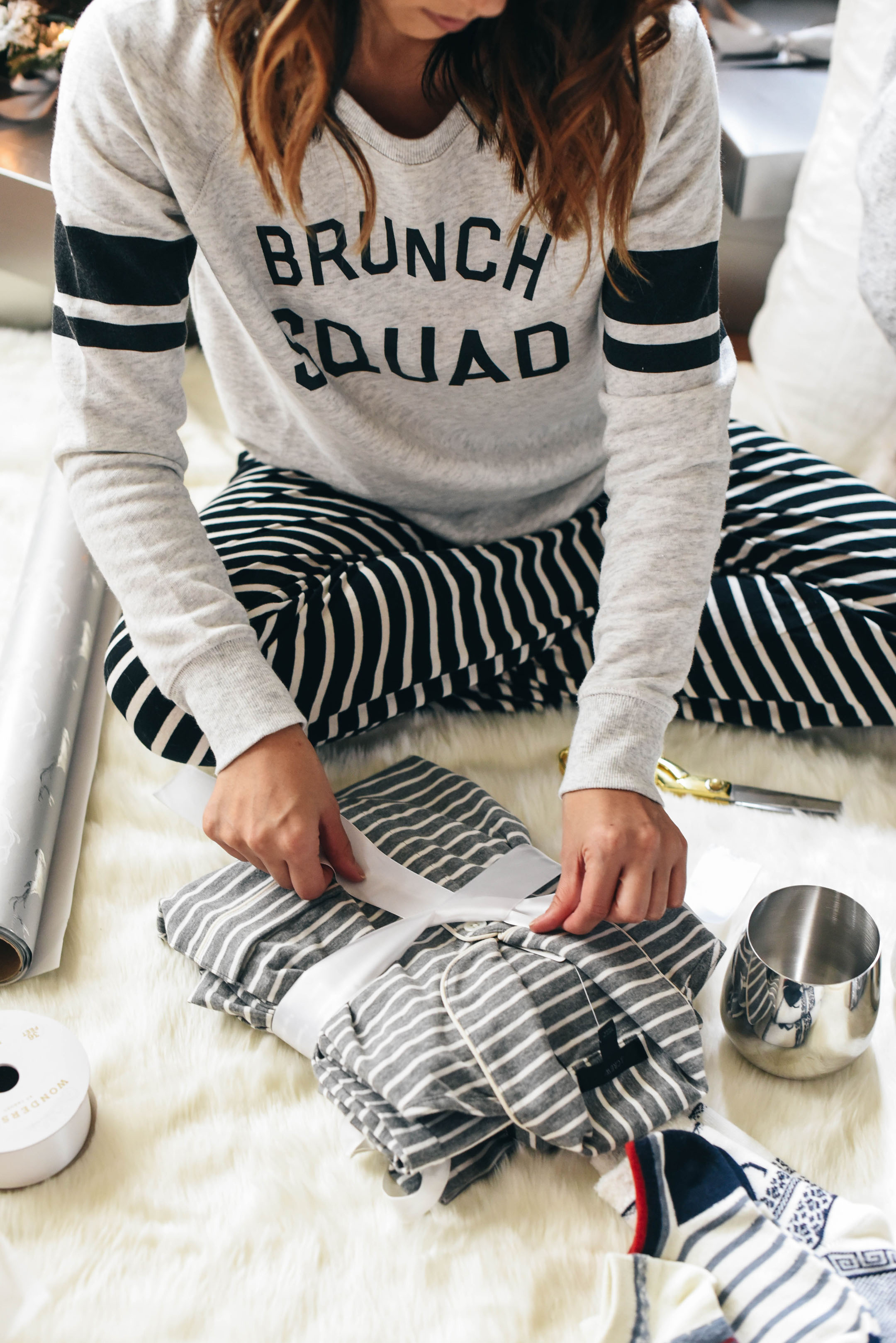 j-crew-striped-pajamas