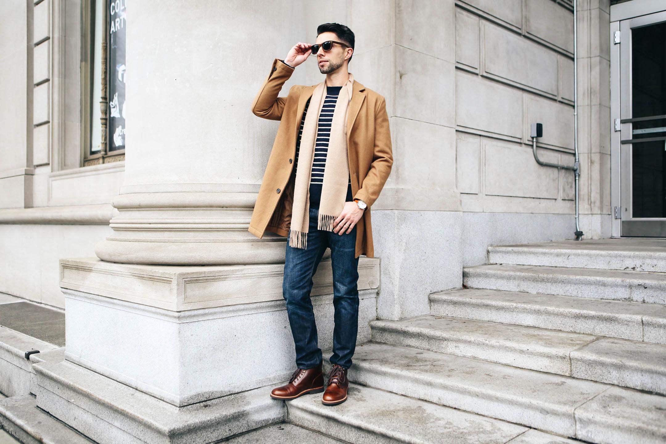 mike-wearing-kenton-leather-cap-toe-boots