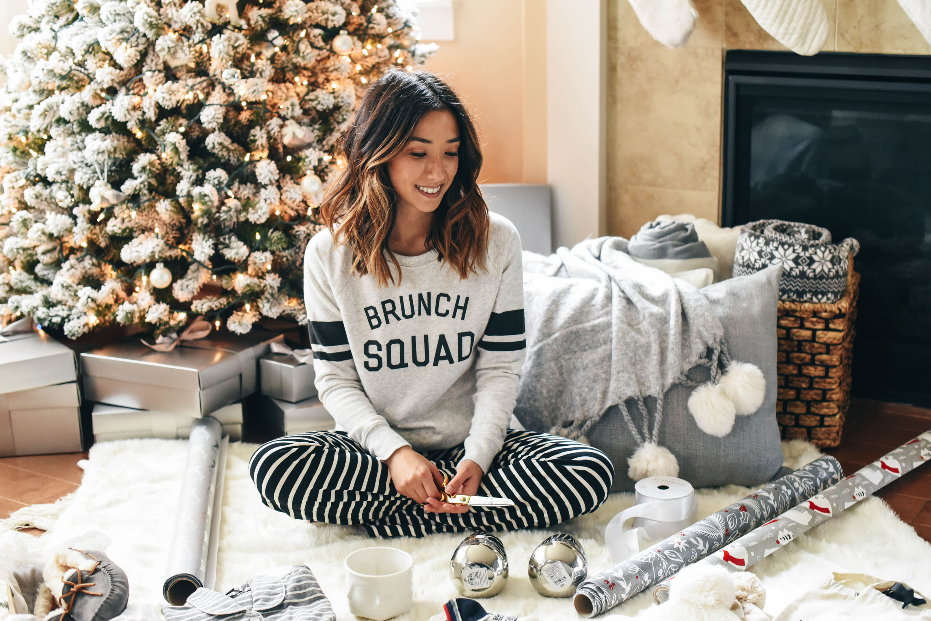 Old Navy Brunch Squad sweatshirt