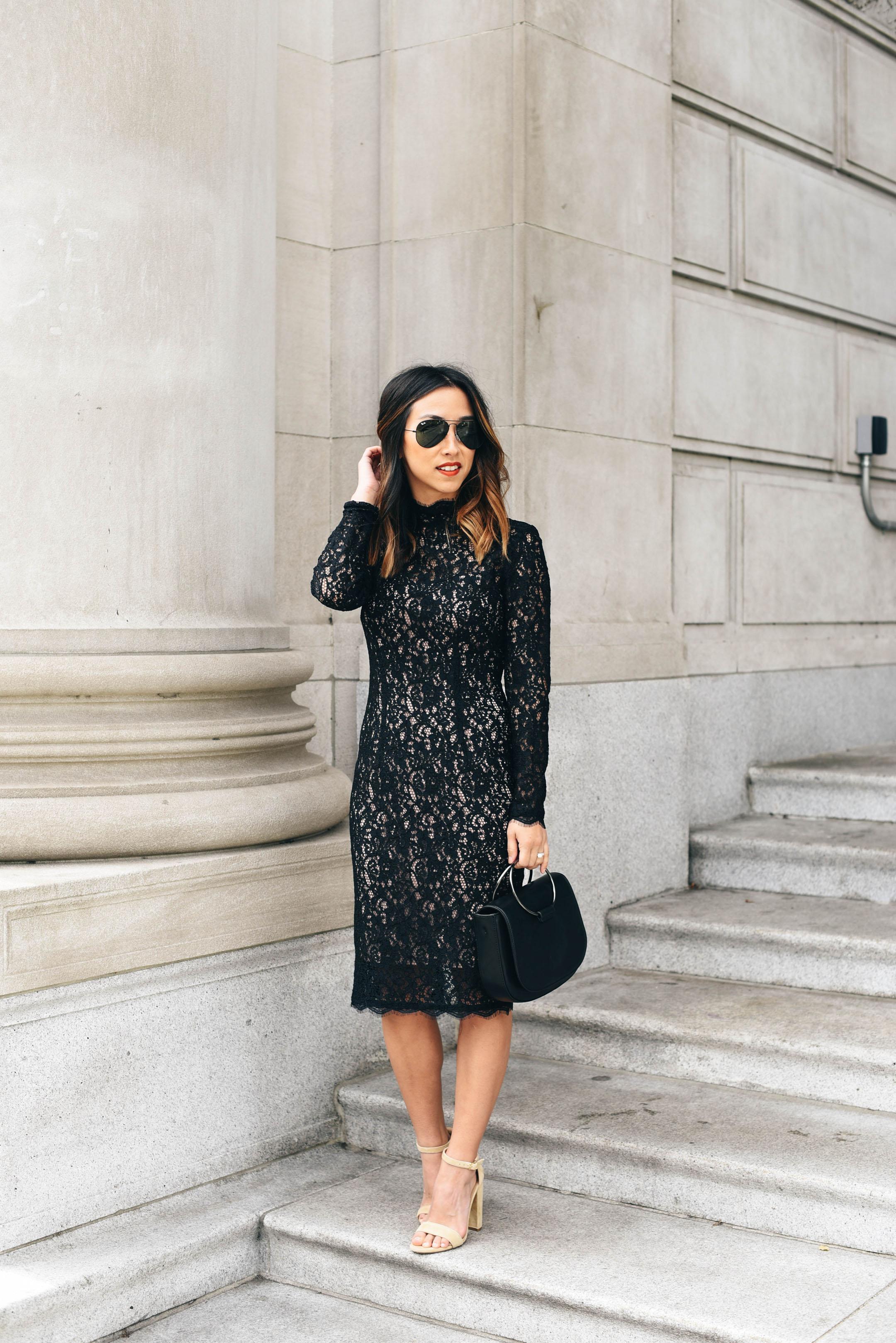 petite-adrianna-papell-lace-sheath-dress