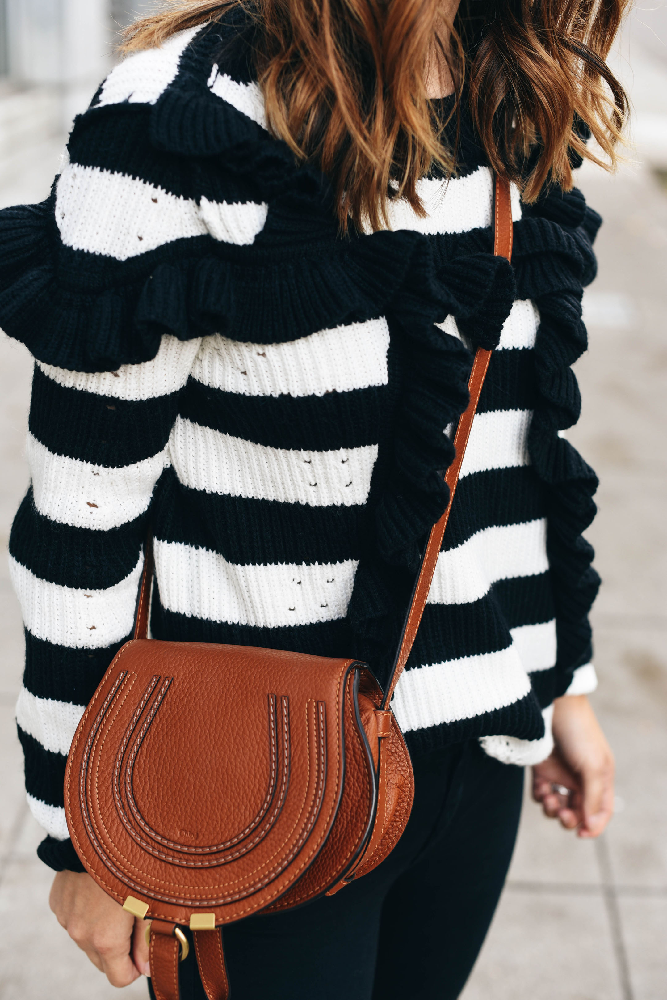 topshop-humbug-stripe-ruffle-sweater
