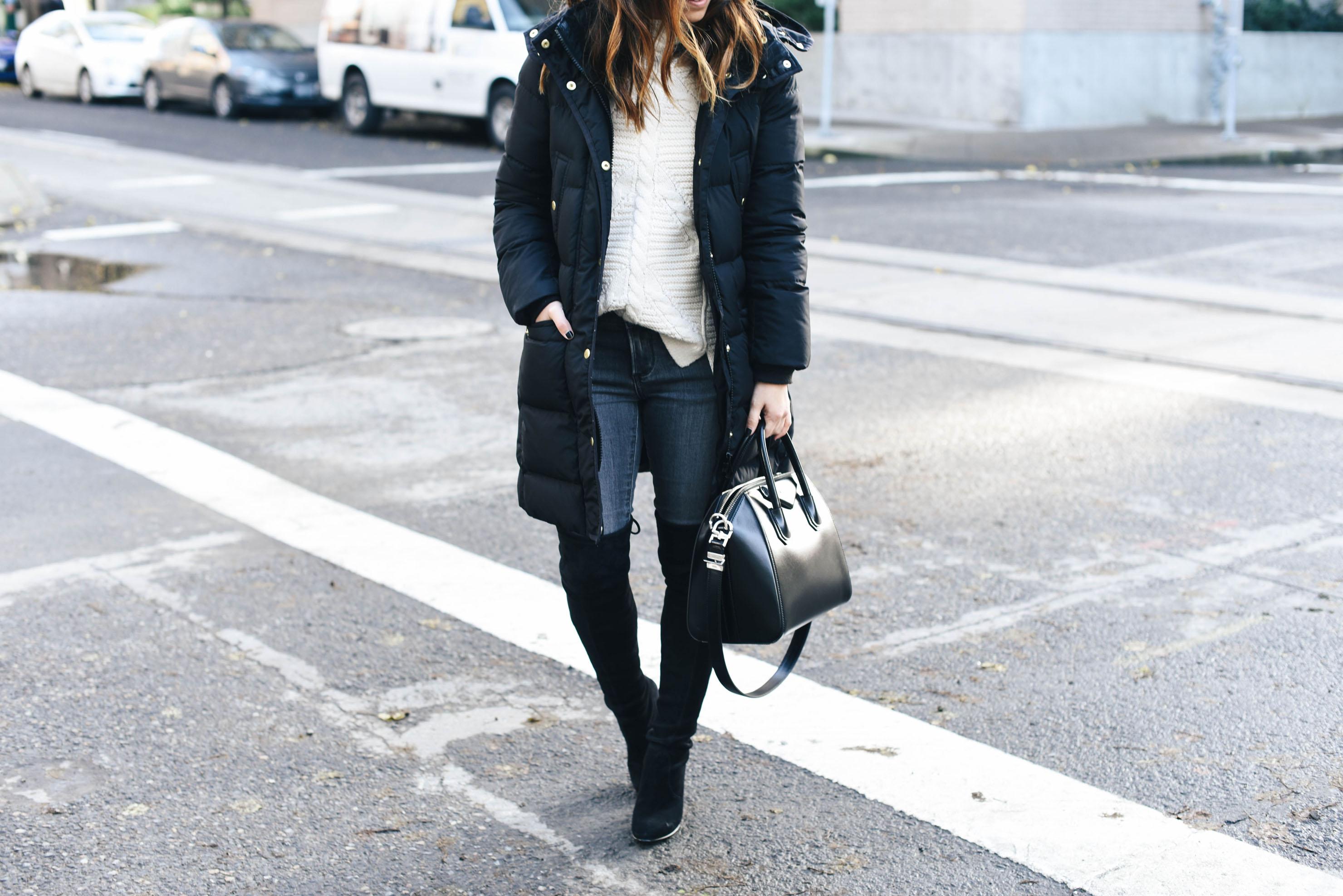 5a178da4f3c Best Puffer Coats for Winter - Crystalin Marie