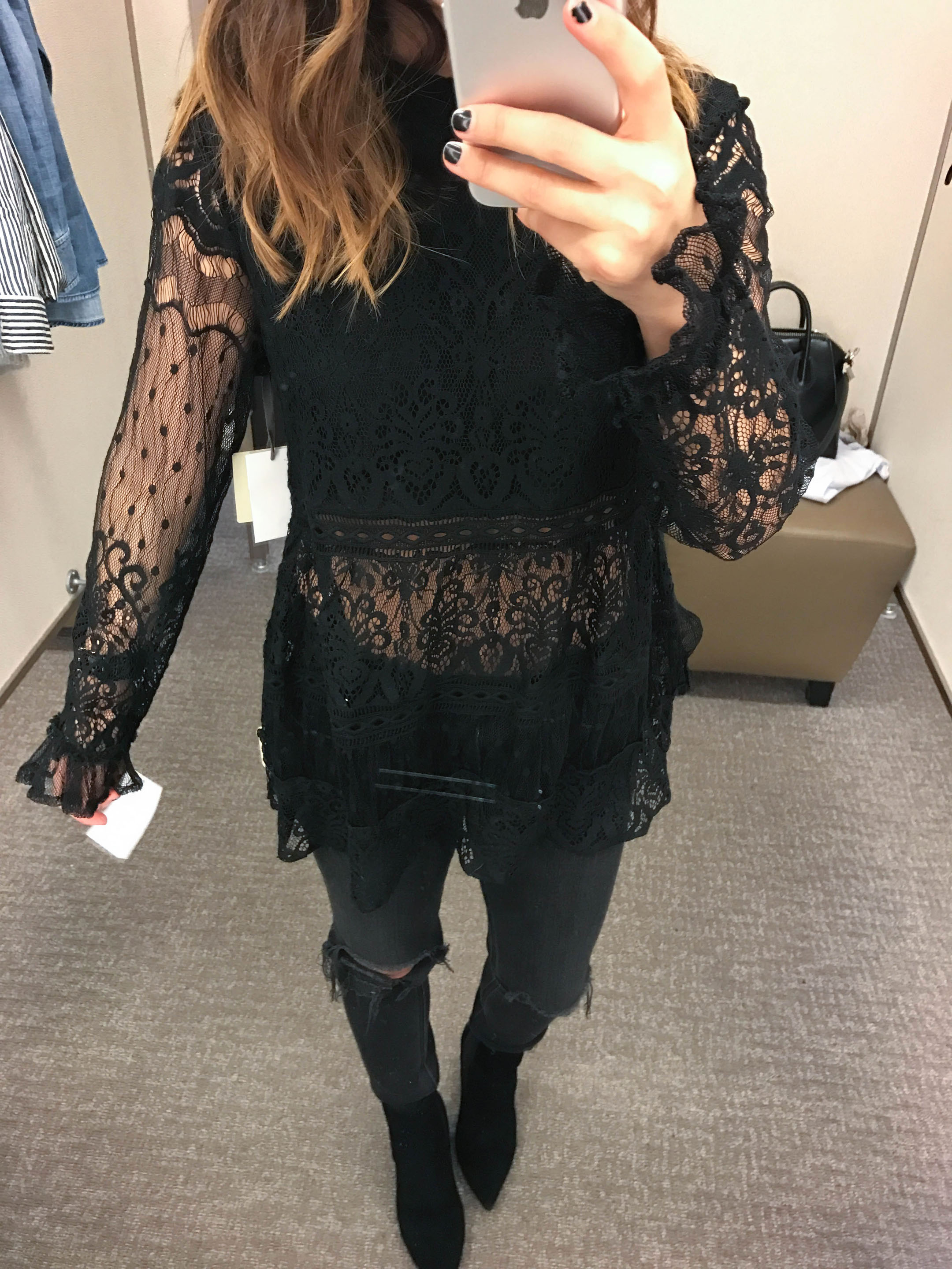 hinge-lace-up-peplum-top-1