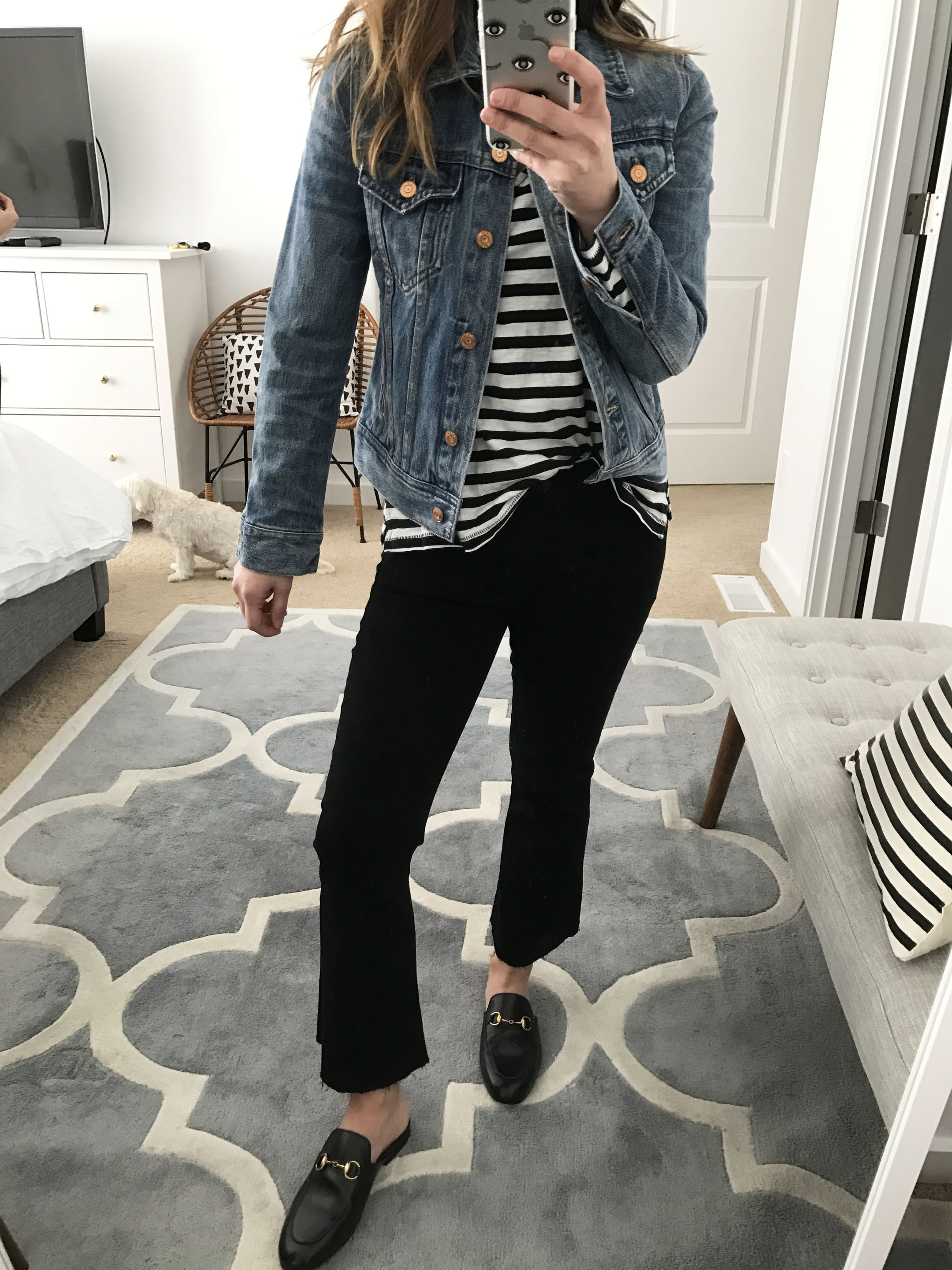 J.Crew denim jacket 2