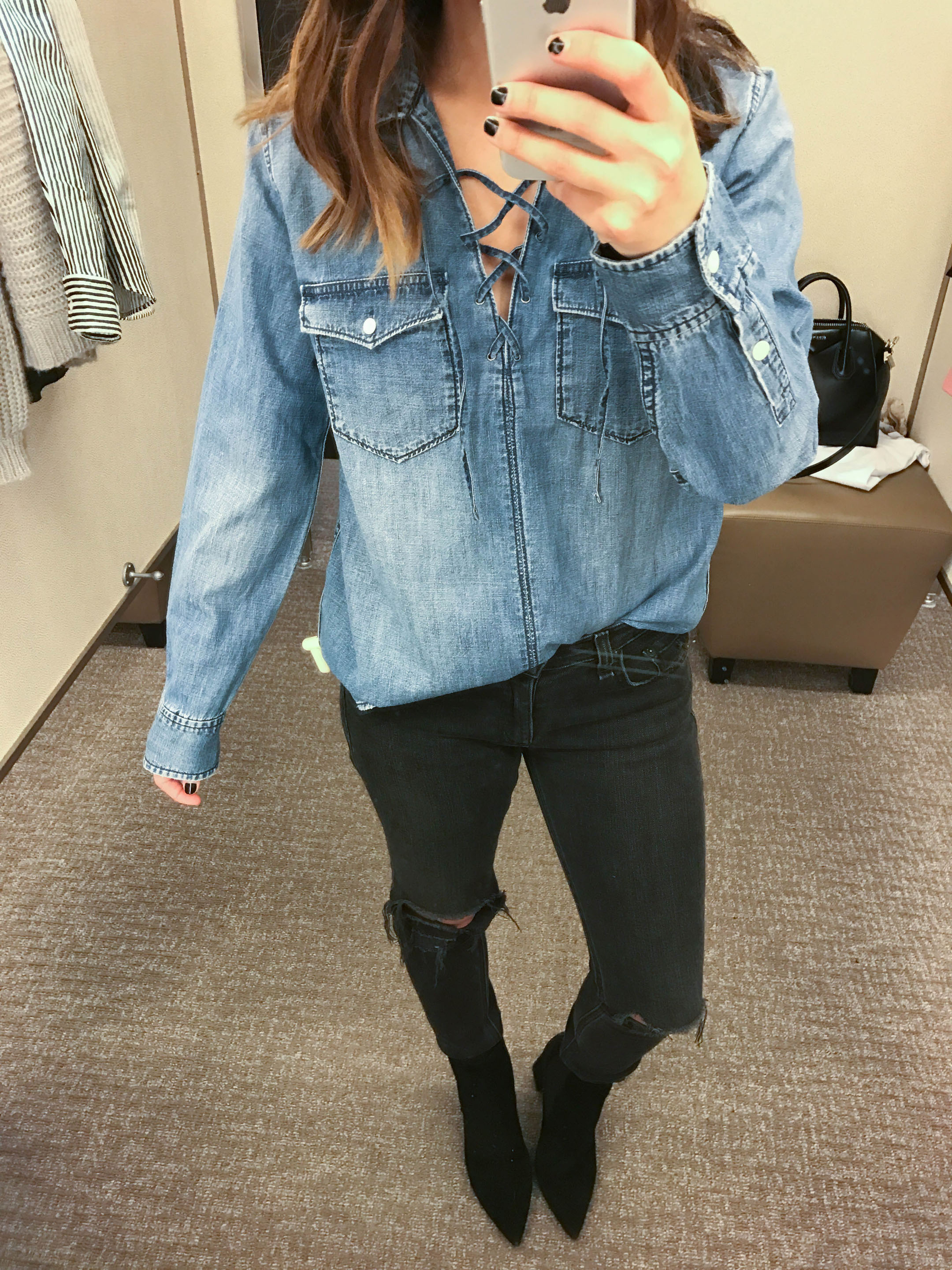 madewell-lace-up-denim-shirt-2