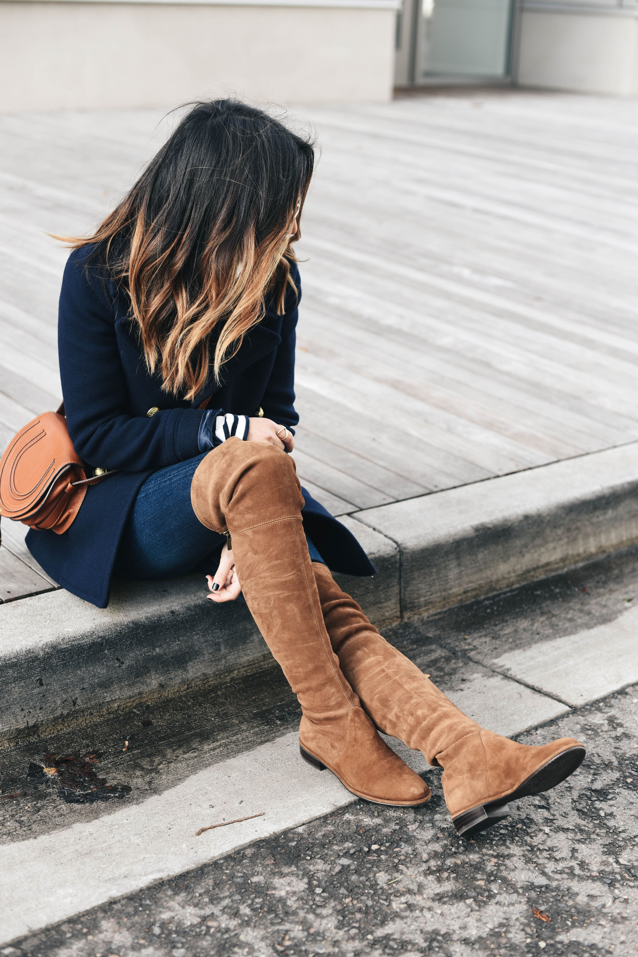 Stuart Weitzman thighscraper over the knee boots