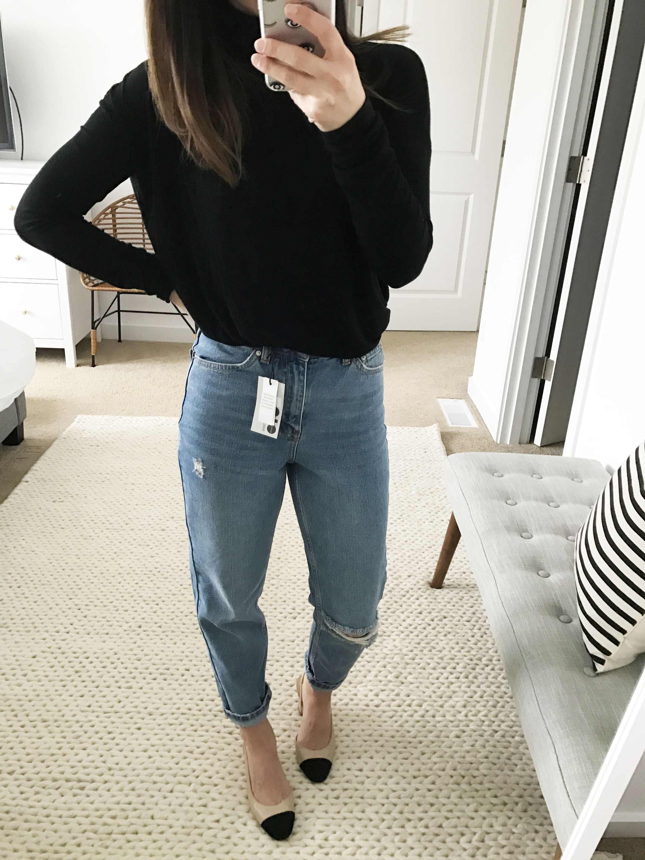 Topshop Mom jeans 2