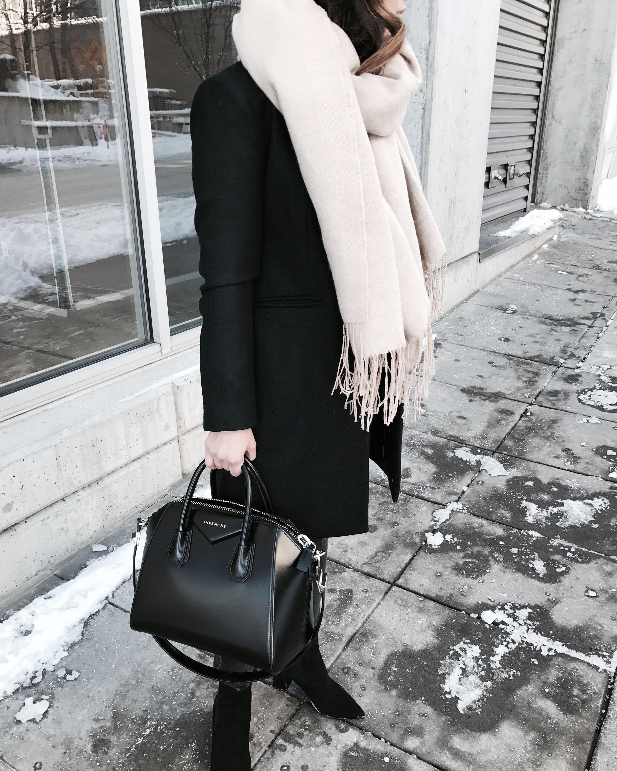 nude scarf
