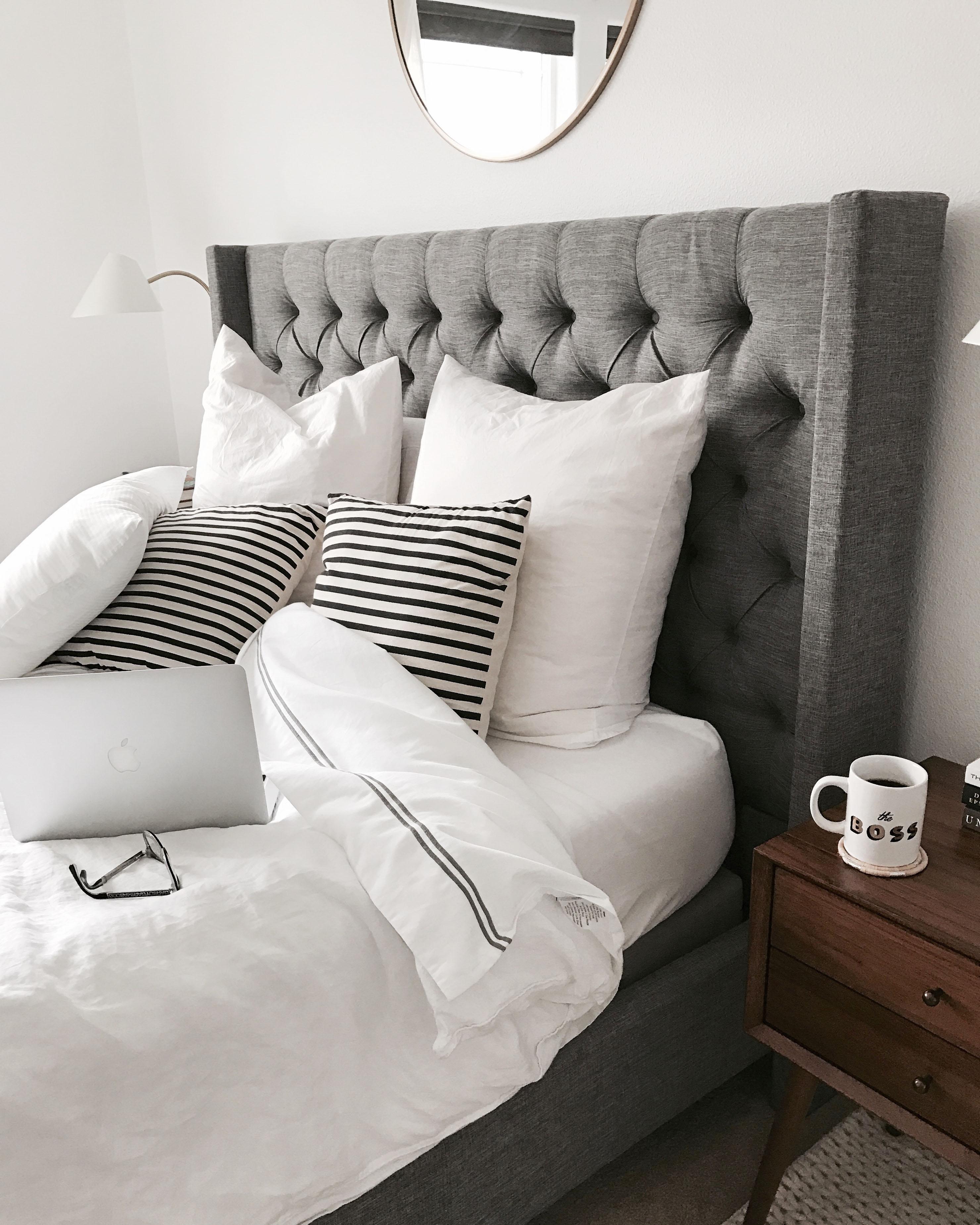 Crystalin Marie bedroom