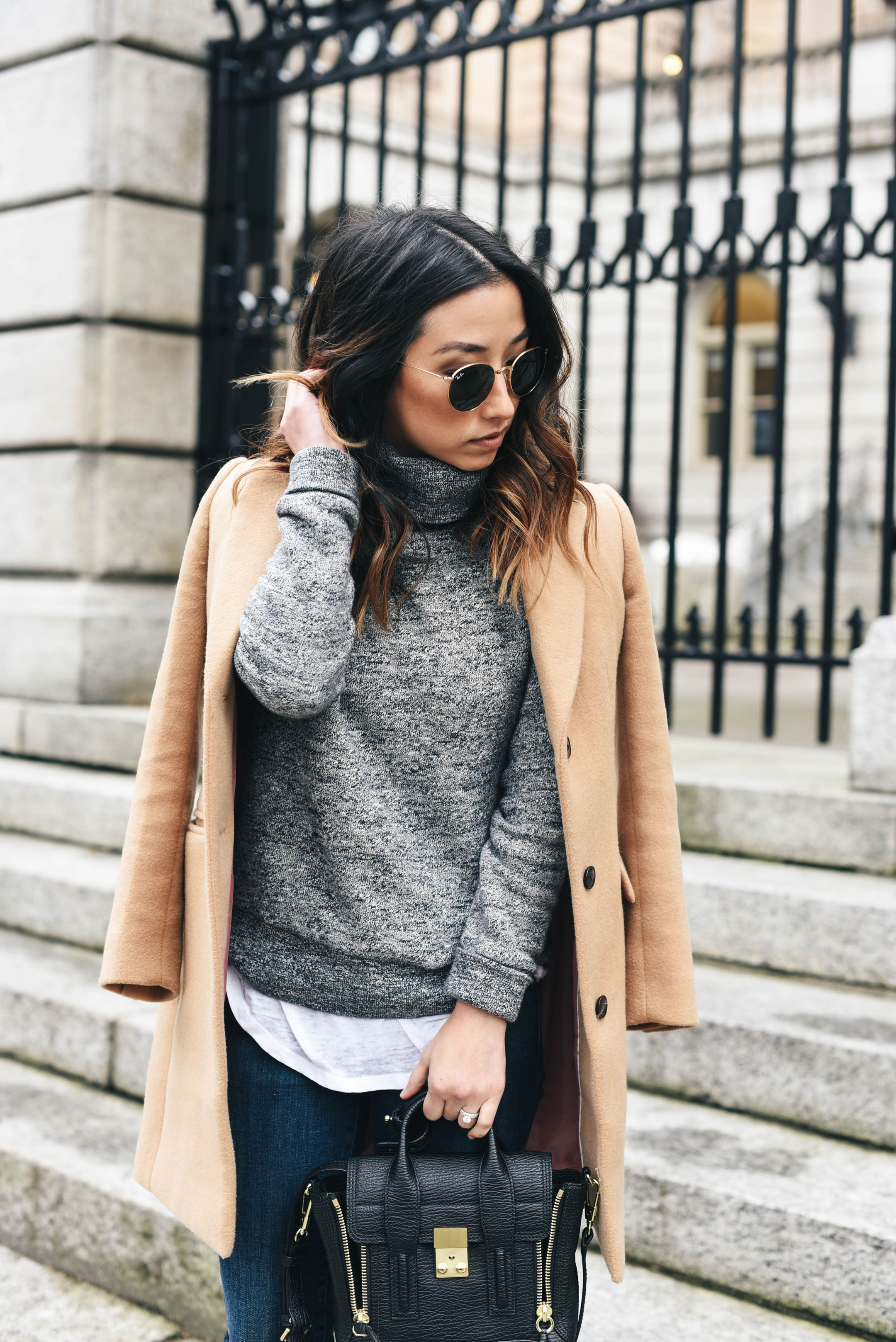 J.Crew Turtleneck sweatshirt