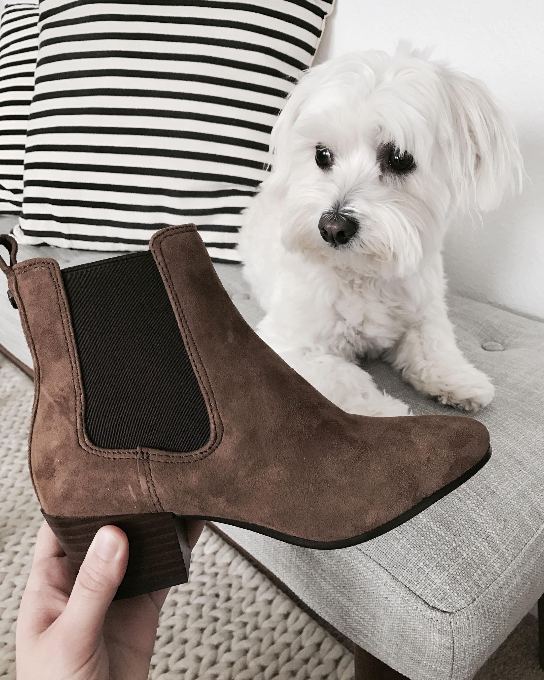 Sam Edelman Chelsea Reesa boots