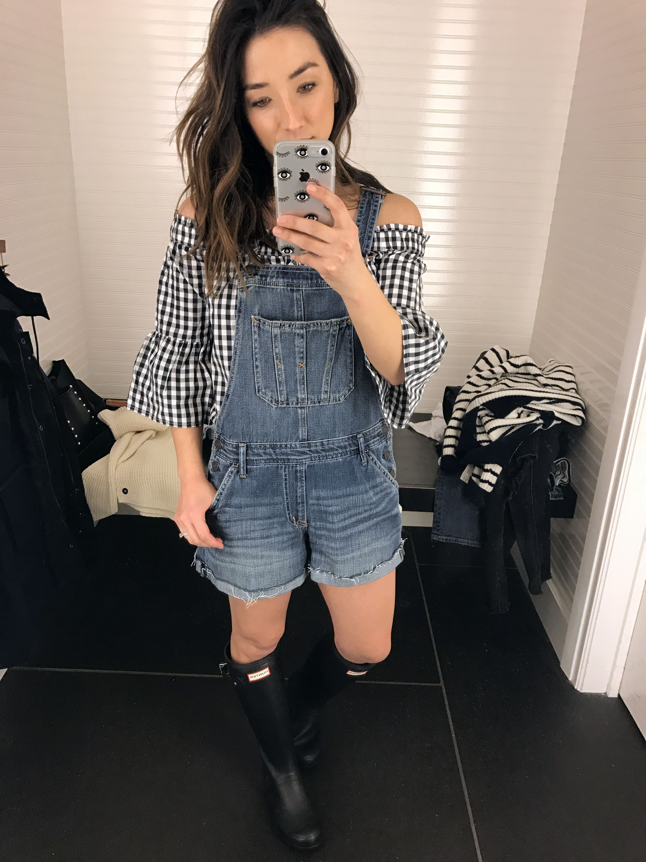 abercrombie & Fitch shortalls 2