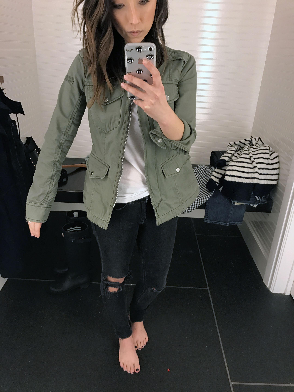 abercrombie & fitch twill jacket 2