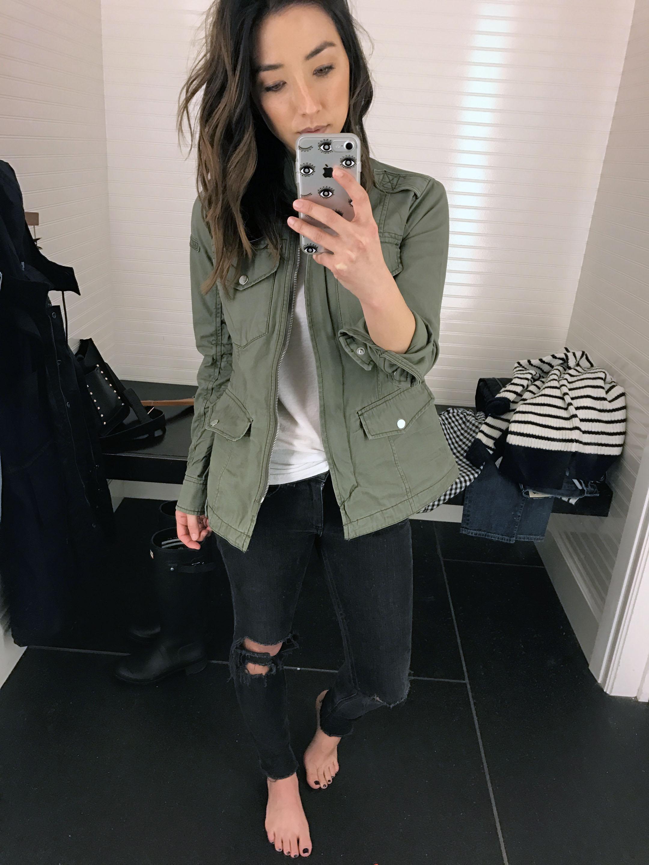 abercrombie & fitch twill jacket 3