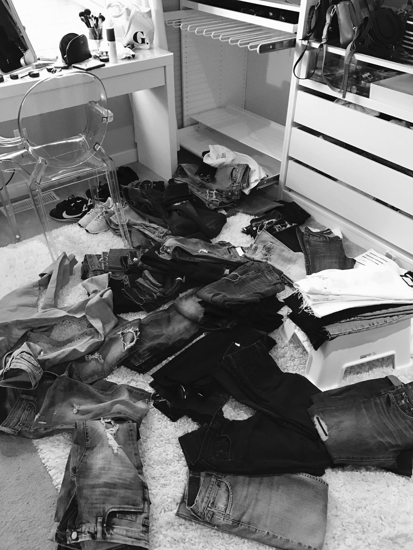 jean closet
