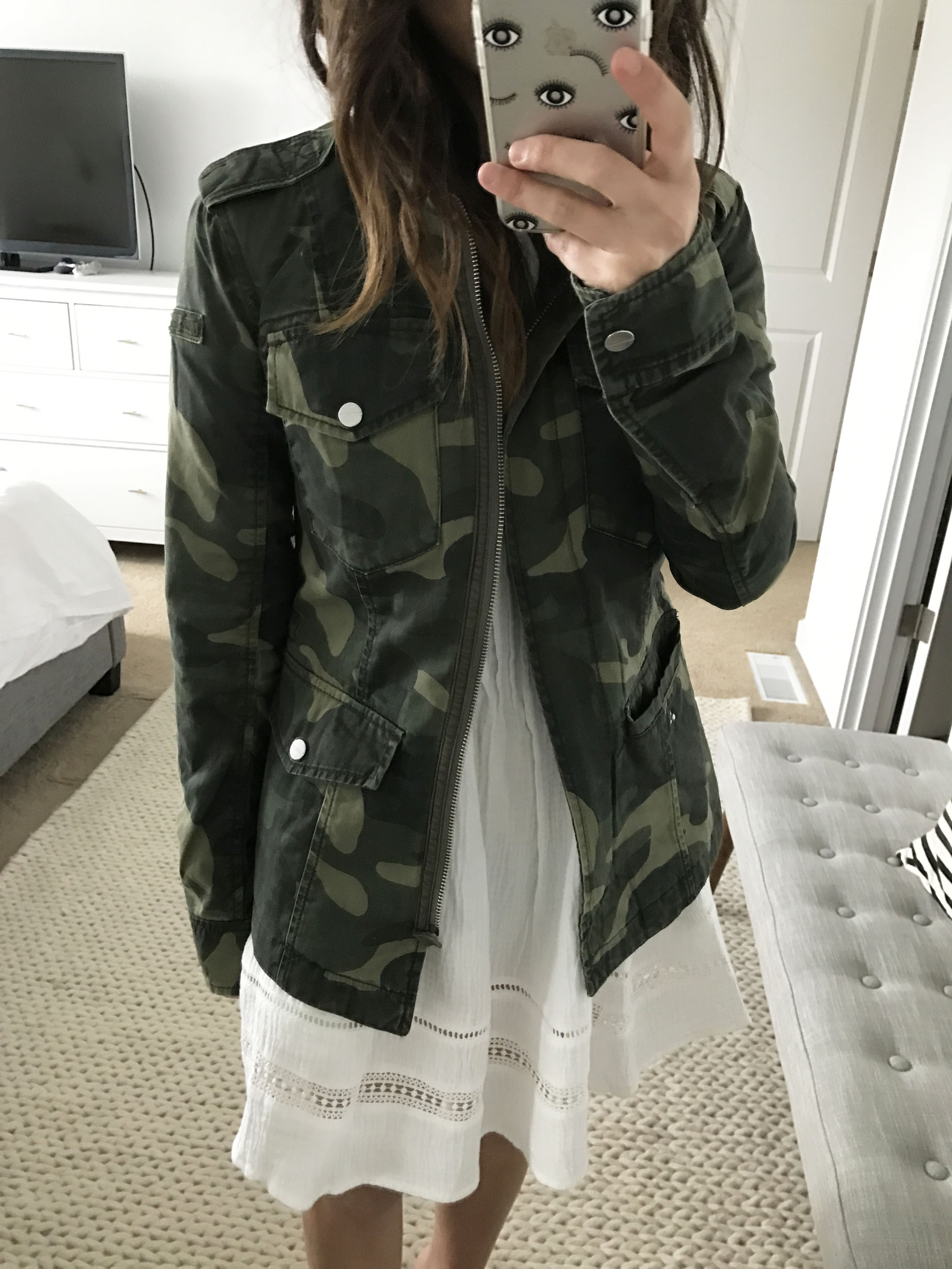 Abercrombie & Fitch camo jacket 3