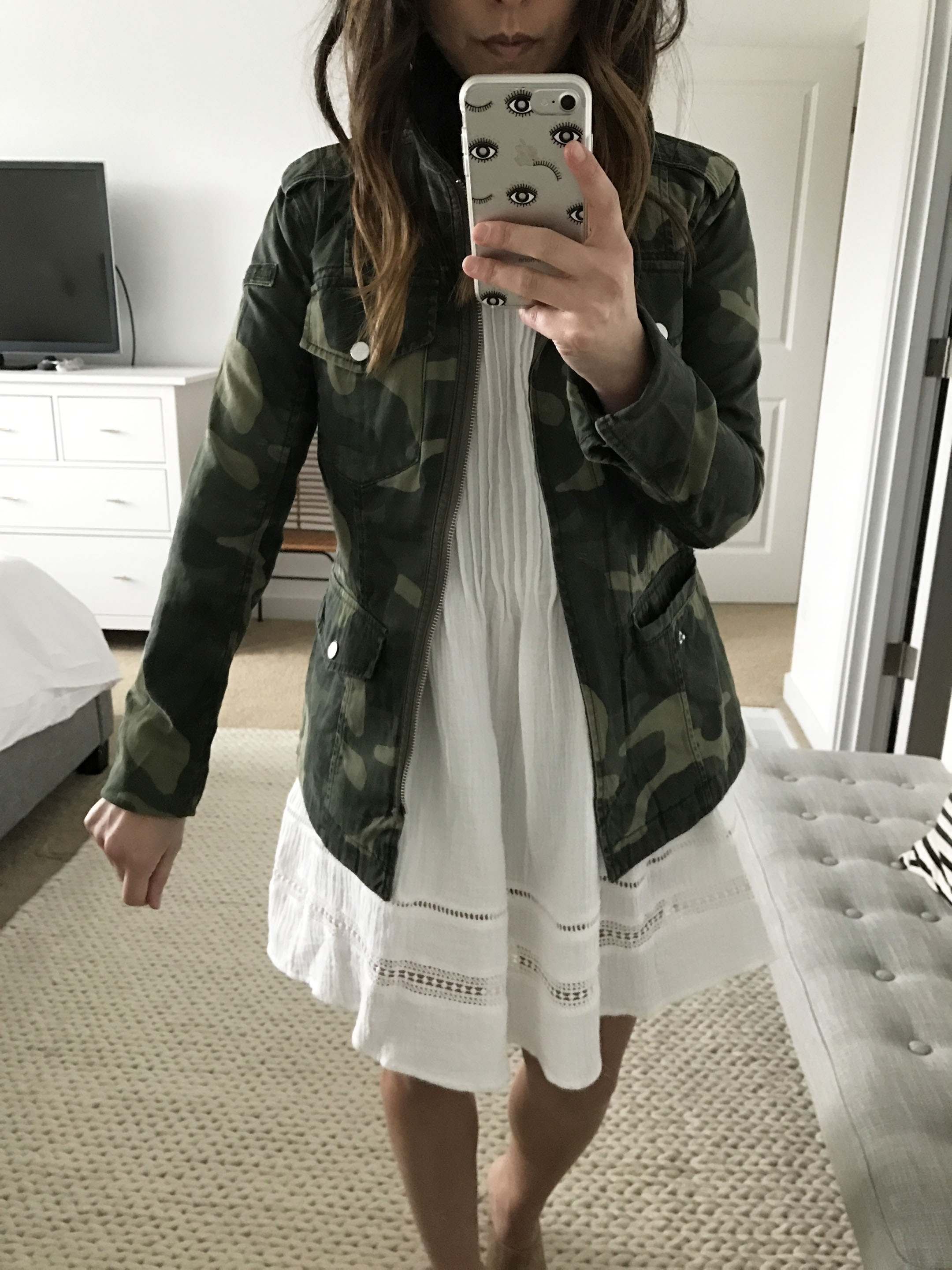 Abercrombie & Fitch camo jacket 4