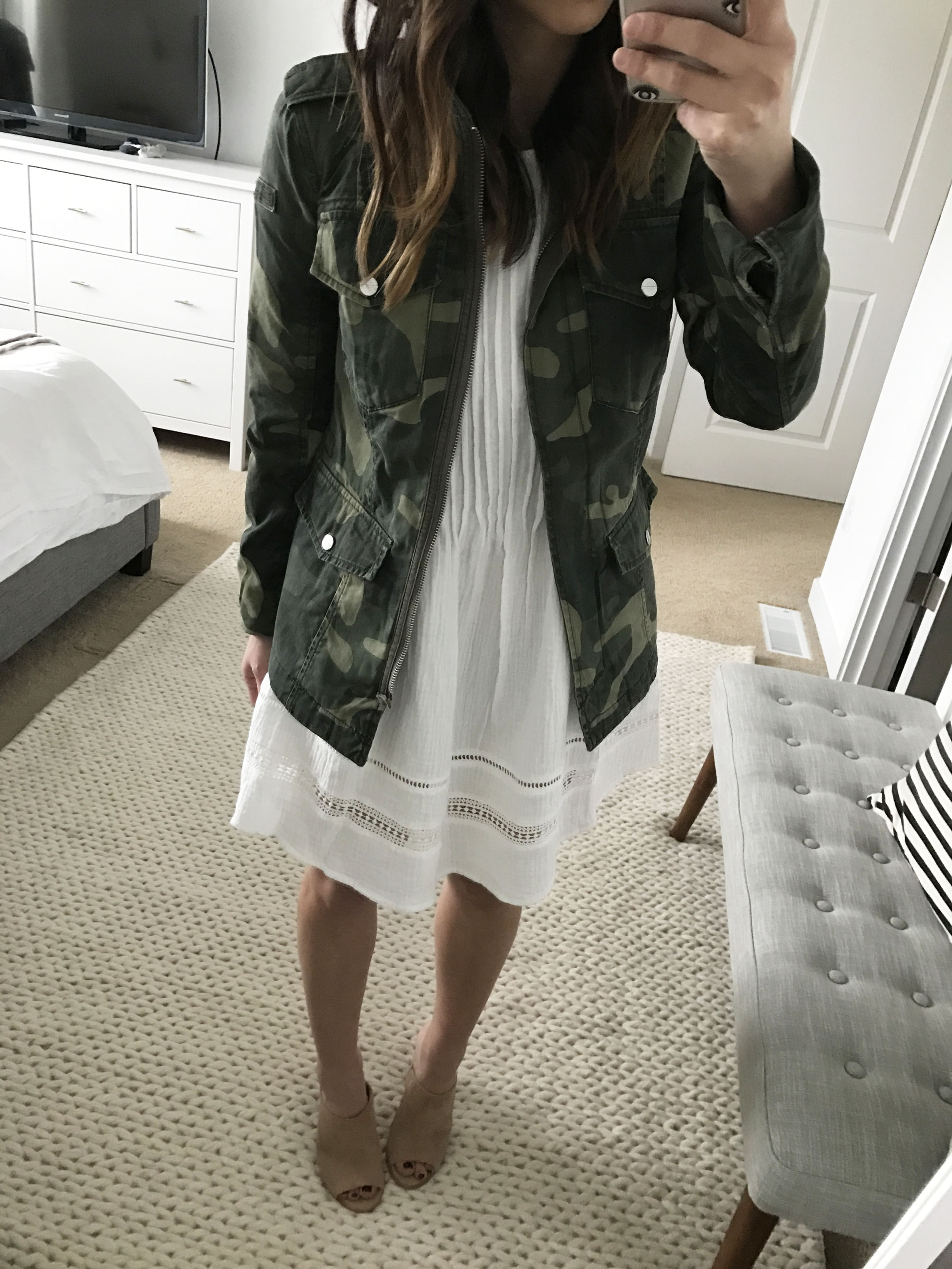 Abercrombie & Fitch camo jacket 5