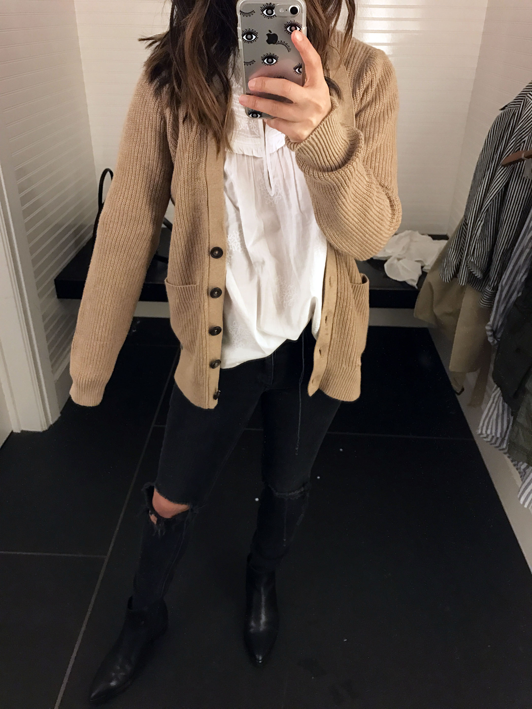 Abercrombie & Fitch cardigan 1