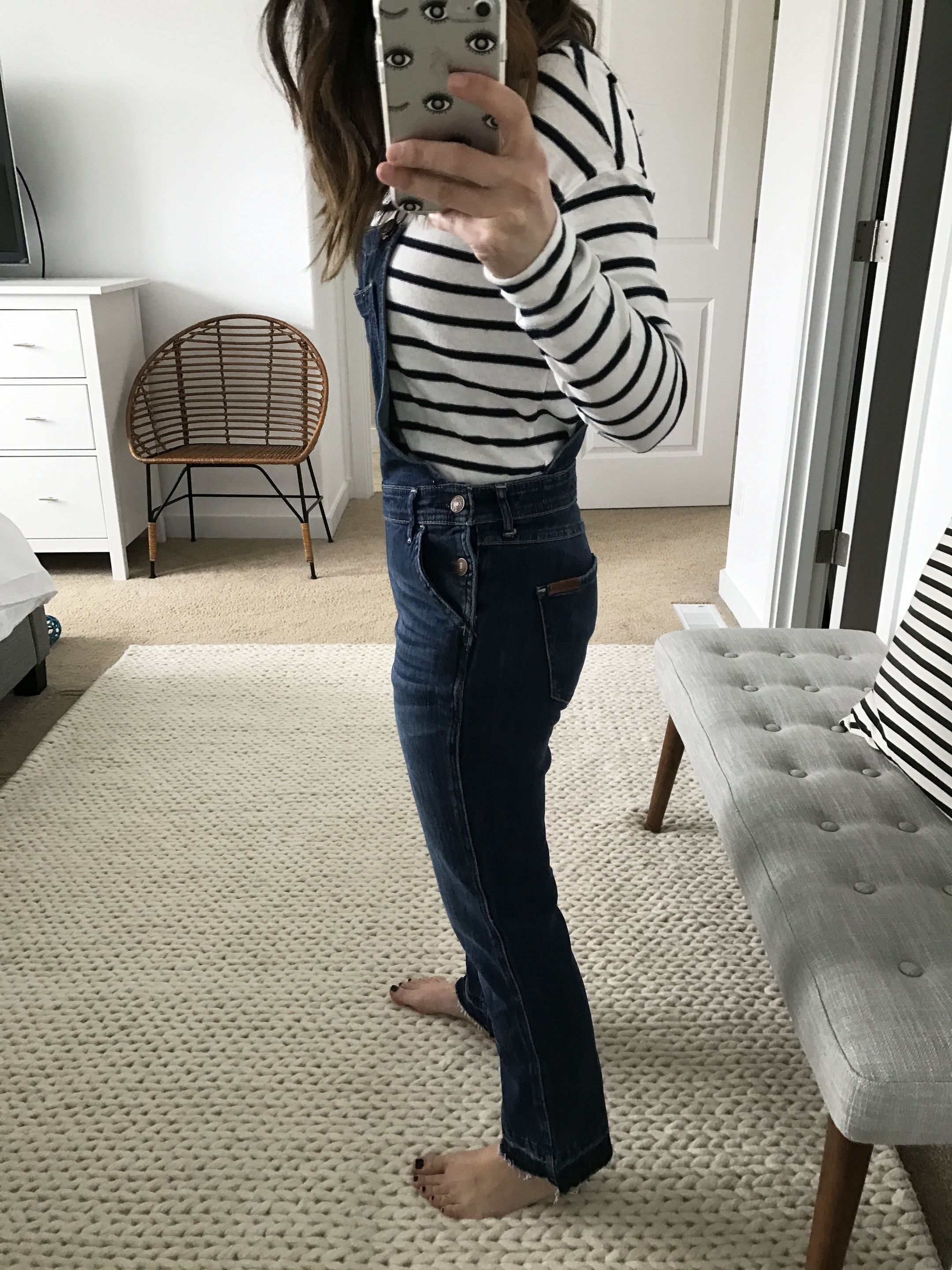 Abercrombie & Fitch overalls 2