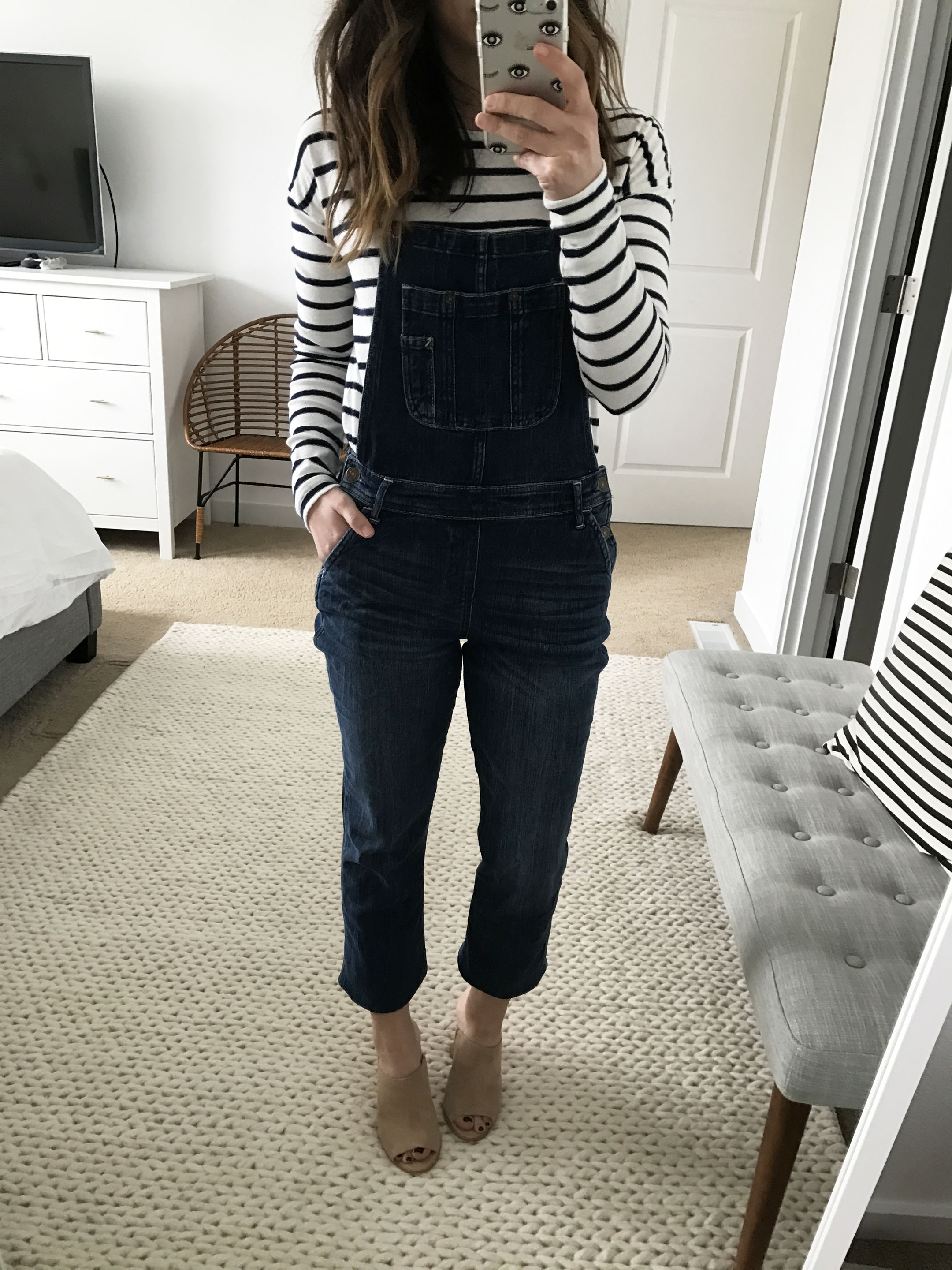 Abercrombie & Fitch overalls 4