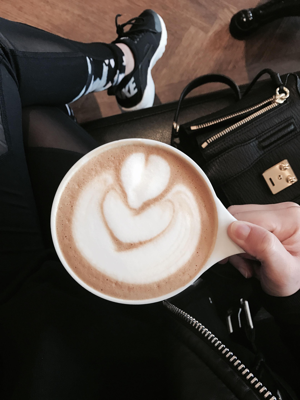 Barista cappuccino