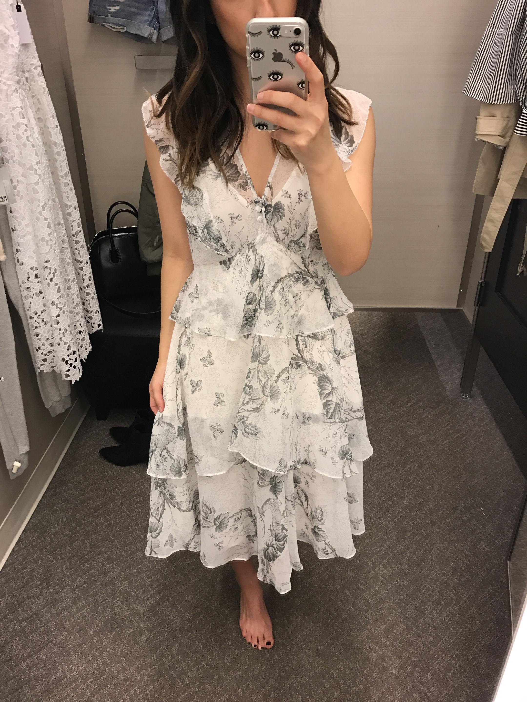 Chelsea 28 floral dress 1
