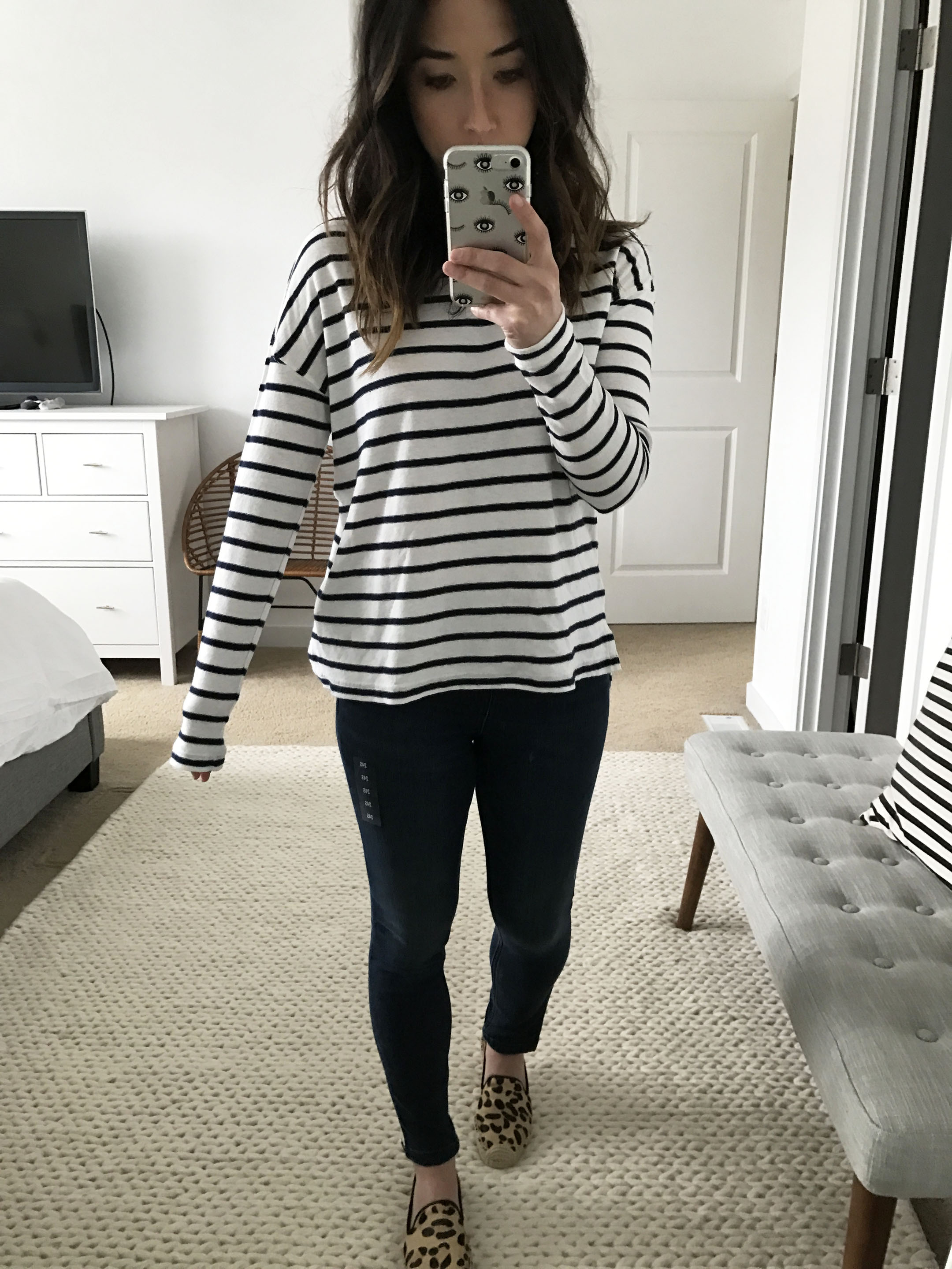 J.Crew striped shirt 1